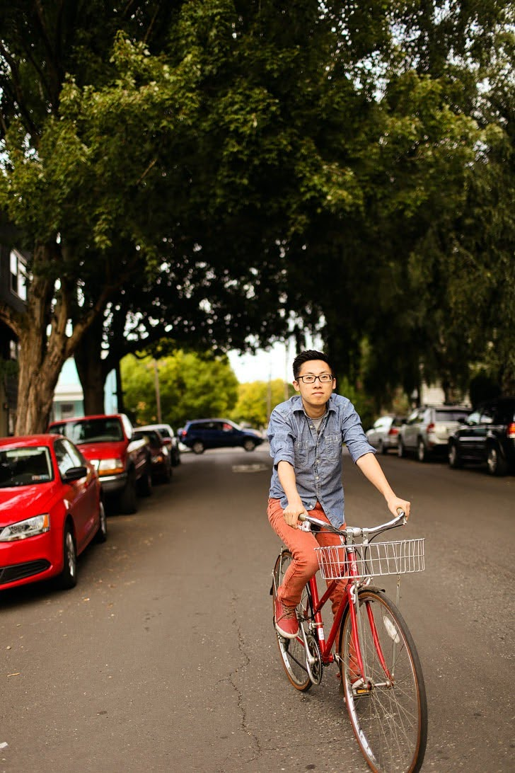Rent a Bike (The Ultimate Portland Bucket List).