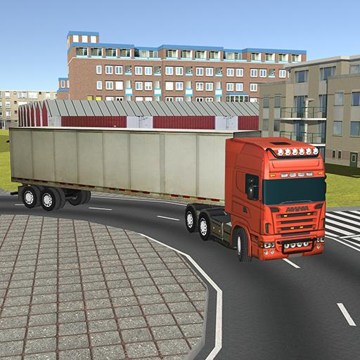 Cargo Truck Transport Simulator 2018