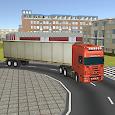 Cargo Truck Transport Simulator 2018 icon