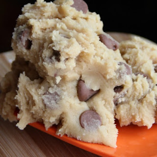 Edible Eggless Chocolate Chip Cookie Dough