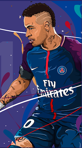 Neymar JR Wallpapers HD 4K 2018 1.0.0 screenshots 3