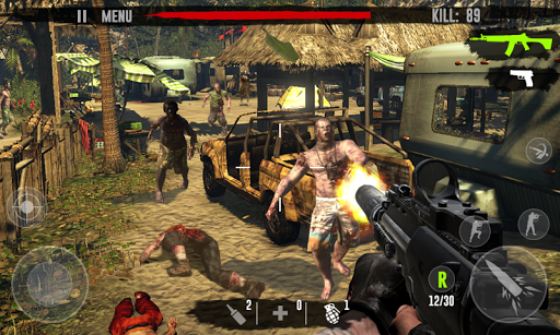 Zombie Shooter Hunt For Zombie 3D 1.03 {cheat|hack|gameplay|apk mod|resources generator} 1