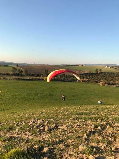 Paragliding tuition in Spain