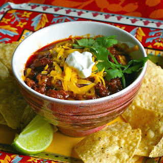 Chili with Chorizo