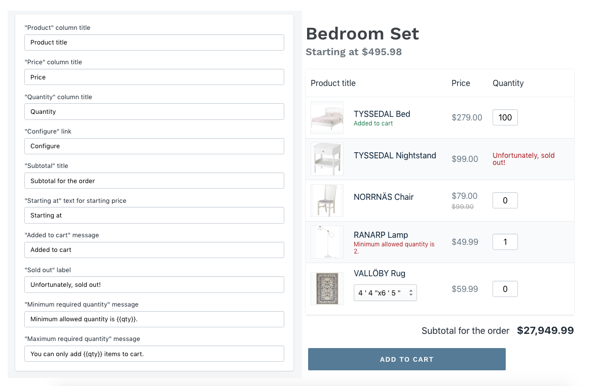 Product Recommendation Popups for Bundle Offers | MageWorx Shopify Blog