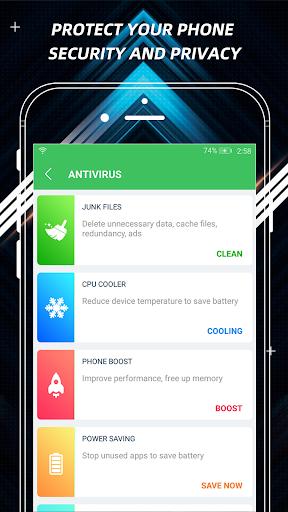 Phone Cleaner Free screenshot 5