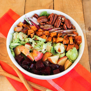 Loaded Fall Salad Recipe