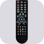 Universal Control Remote for TV