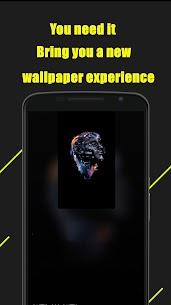 Magic Dynamic Wallpaper — HD mobile theme 5
