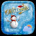 Christmas GO Weather Widget Theme icon