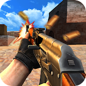 Critical Strike:Free gun shooting games