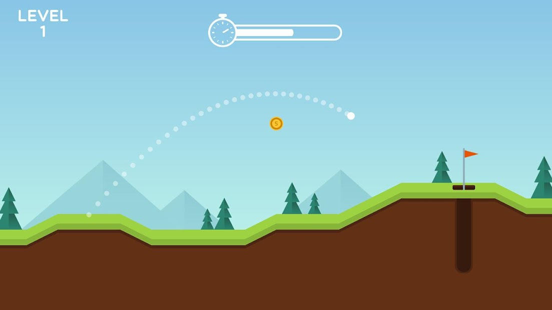 Speed Golf Android App Screenshot