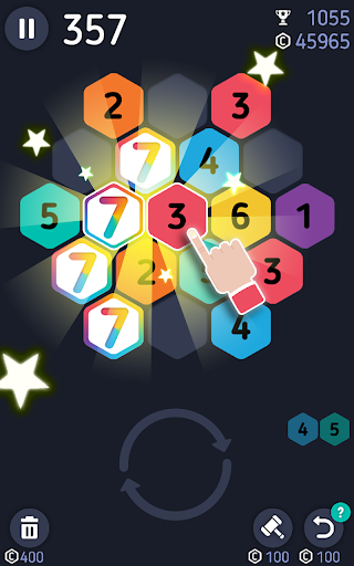 Make7! Hexa Puzzle screenshot 8