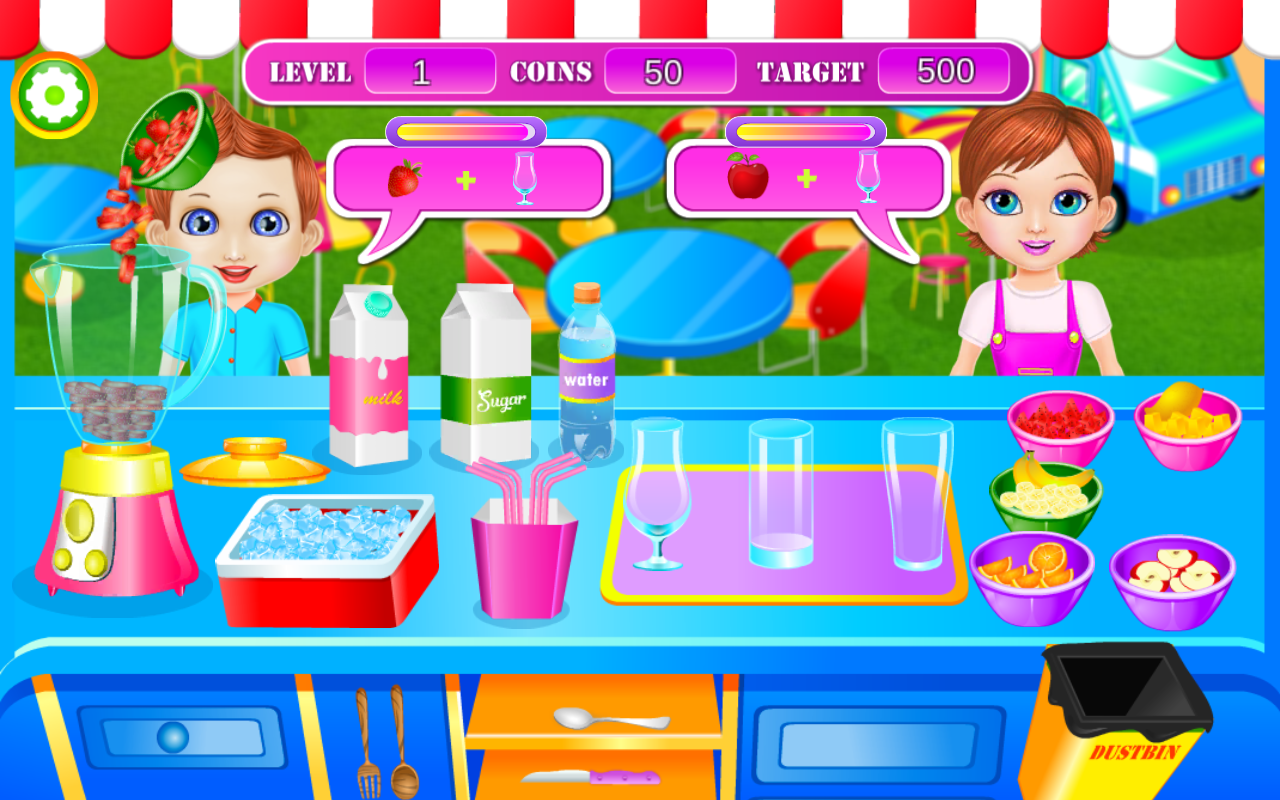 Play Store Carnival Street Food Chef