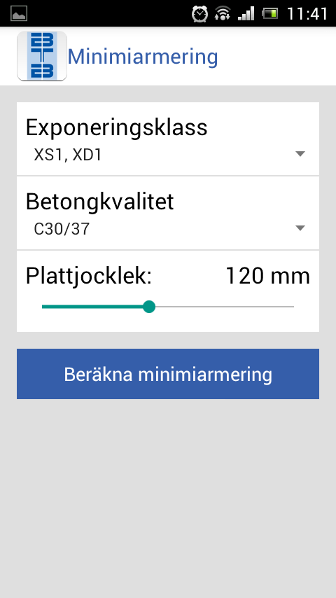 BTB Betong- screenshot