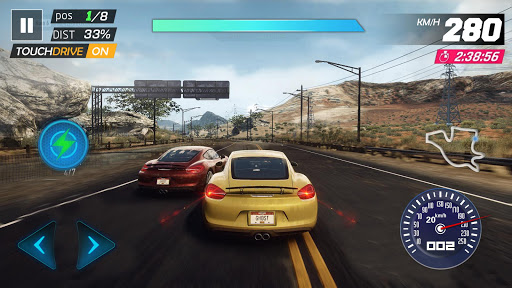 Télécharger Real Speed Car Racing APK MOD 1