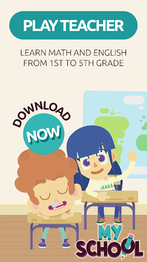 MySchool - Be the Teacher! Learning Games for Kids 3.1.1 screenshots 1