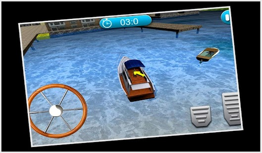 Cruise Ship 3d Simulator Drive - náhled
