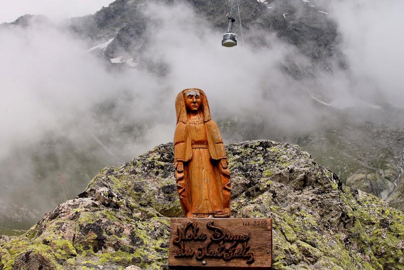 Nostra Signora sul Monte Bianco di Legolax