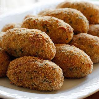 Chicken Croquettes Healthy Recipes.