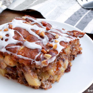 Oatmeal Apple Breakfast Bake