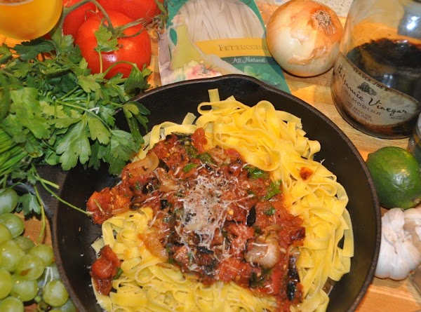 Romantic Date Simple Pasta Recipe