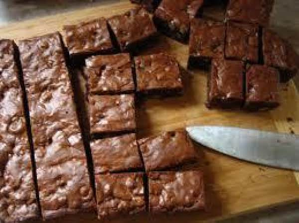 Outrageous Brownies Recipe