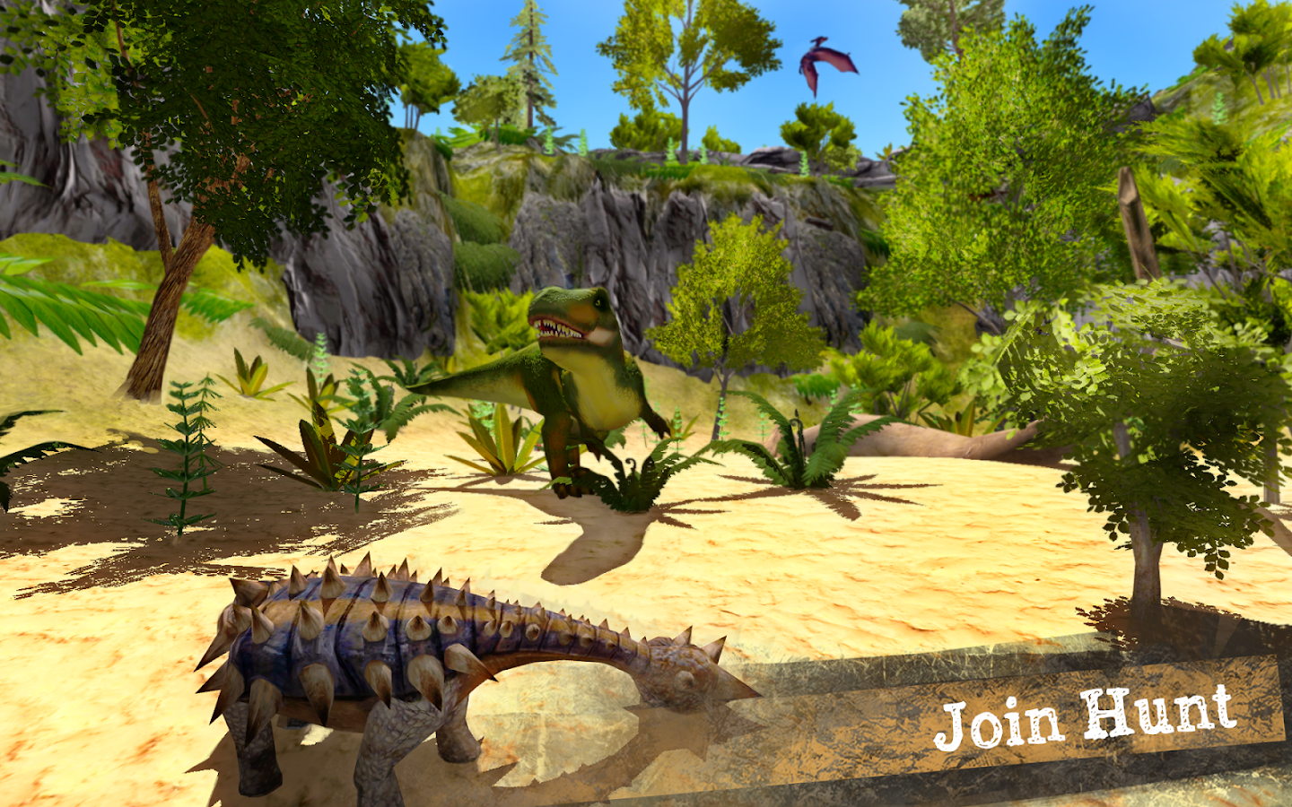 The Ark of Craft: Dinosaurs- screenshot