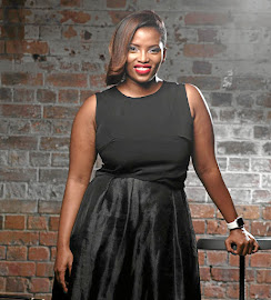 Rorisang Setlogelo, owner of media agency Roth Media. /  SUPPLIED