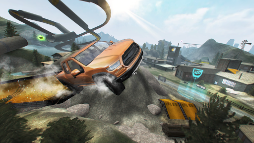 Extreme Car Driving Simulator 2 1.3.1 screenshots 3