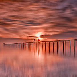 by Dadi Cai - Landscapes Sunsets & Sunrises