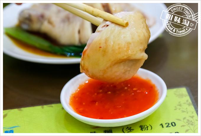 海倫新加坡肉骨茶海南雞飯2