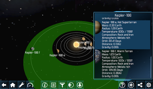 Exo planets Explorer 3D HD 2.6.7 [MOD APK] Latest 3
