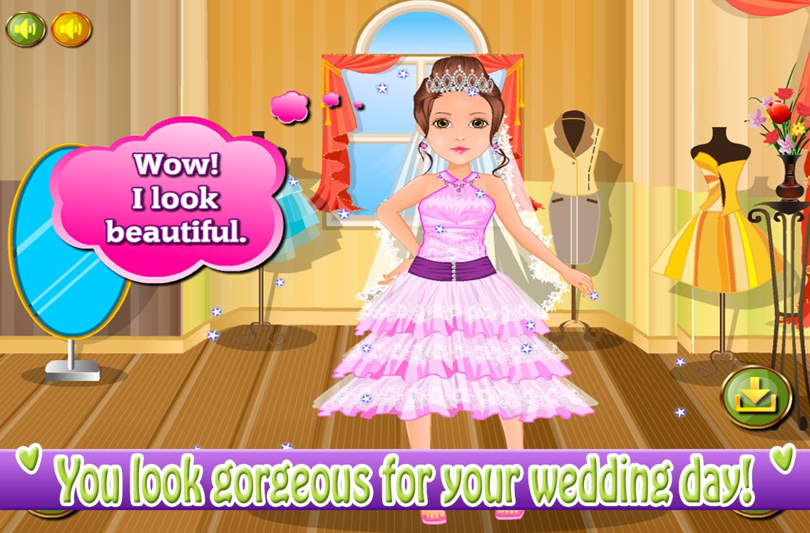 Tailor wedding dresses android apps on google play for Design your own wedding dress app
