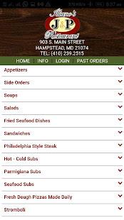 Illiano's J&P Restaurant for PC-Windows 7,8,10 and Mac apk screenshot 4