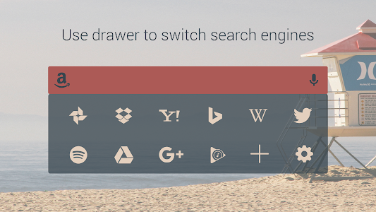 Custom Search Bar Widget CSBW screenshot 20