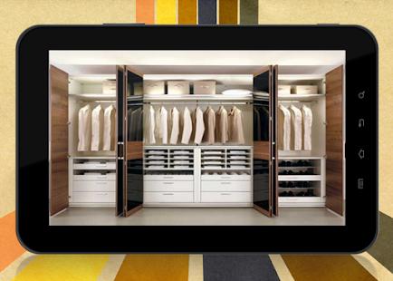 300+ Nápady designu šatníku - náhled
