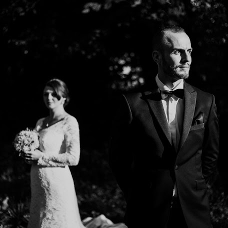 Wedding photographer Damian Bondyra (bondyrafotograf). Photo of 14.10.2017
