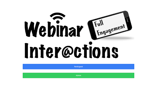 Webinar Interactions- screenshot thumbnail