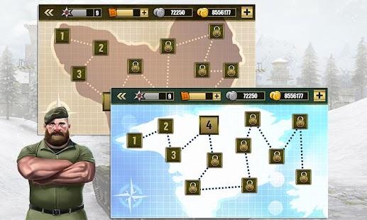 World War III: Tank Battle screenshot