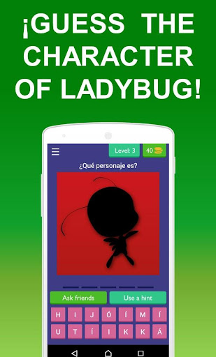 Guess the Ladybug Character