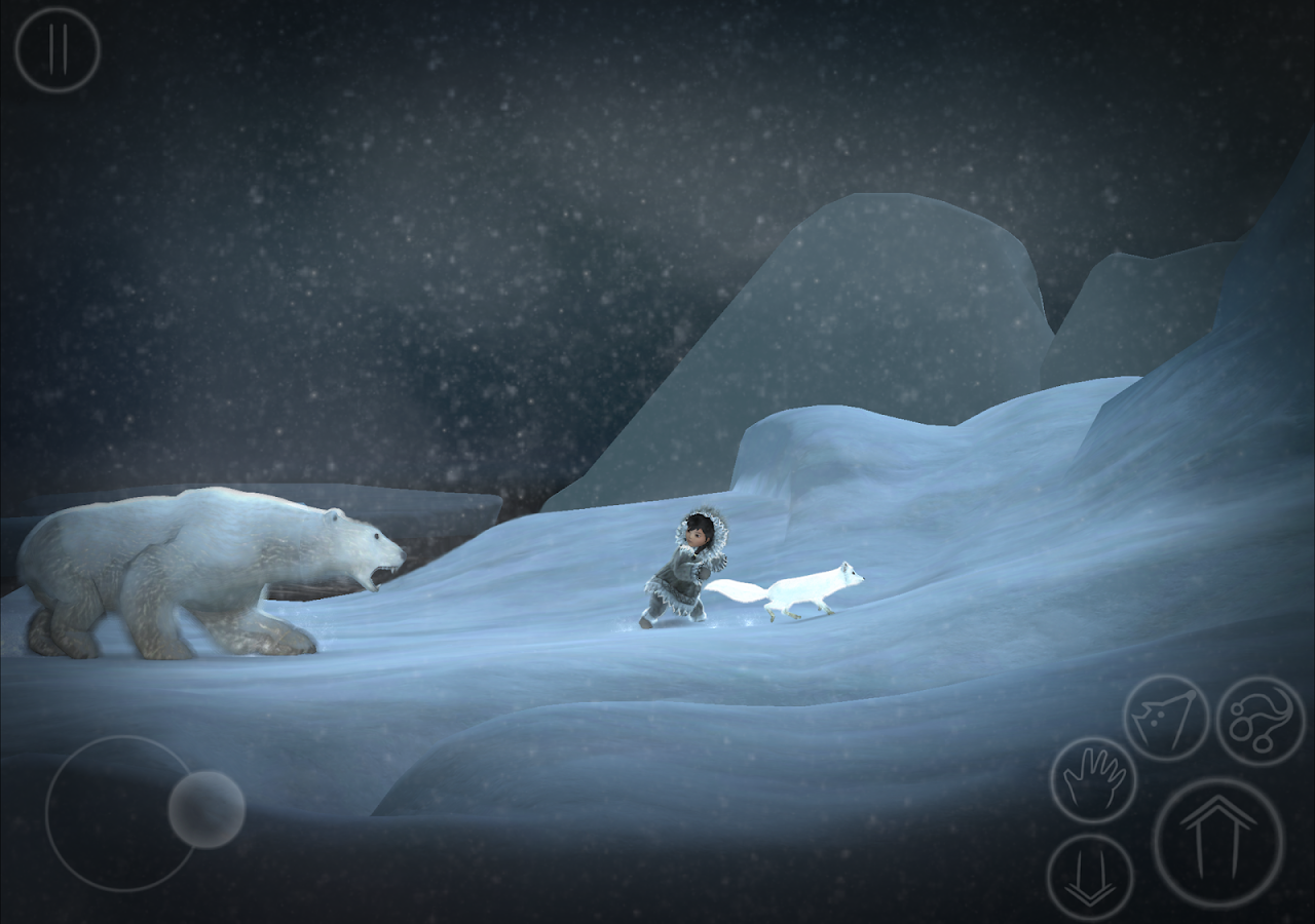 Never Alone: Ki Edition– captură de ecran