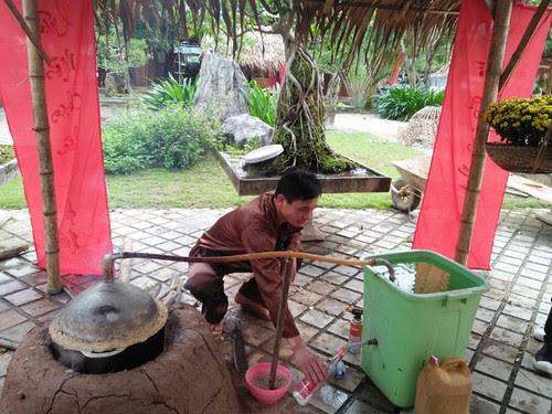 Phong Nha Kẻ Bàng tái hiện chợ Tết xưa 5