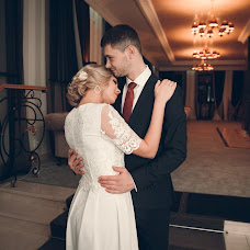 Wedding photographer Andrey Komelin (Dark446). Photo of 26.12.2016