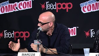 The Following New York Comic-Con 2014 Panel