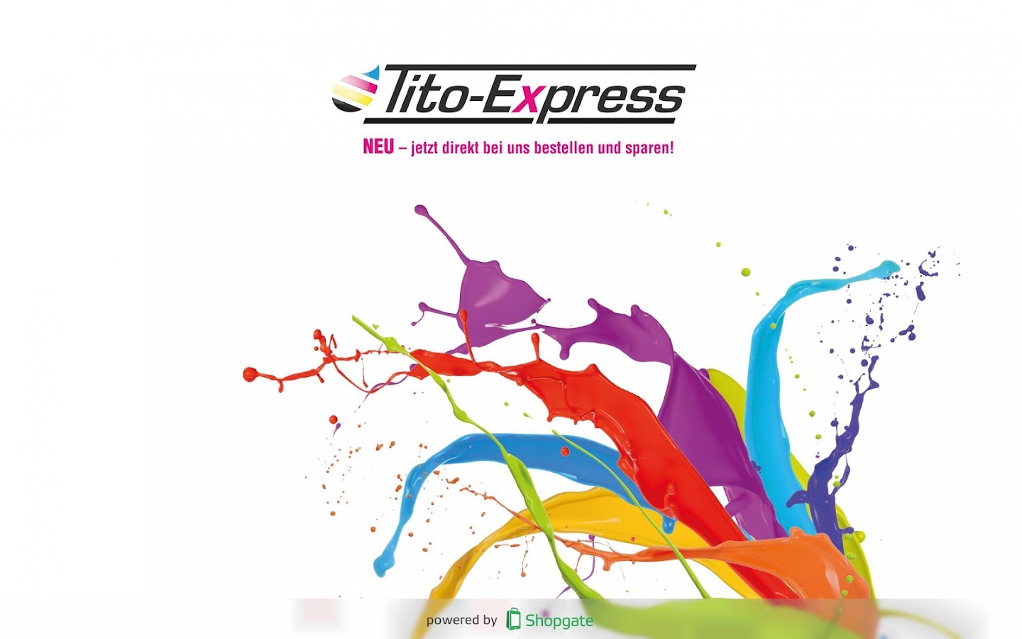 Tito-Express- screenshot