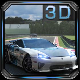 быстрый автомобиль гоночная