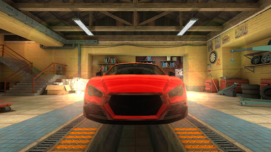 Fierce Racer - náhled