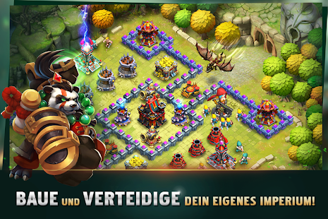 Clash of Lords 2: Ehrenkampf - náhled