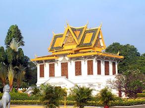 Photo: Phnom Penh - Pałac Królewski, Hor Samran Phirun / Royal Palace, Hor Samran Phirun